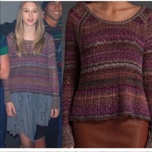Free People Lost in the Forest ASO Violet Harmon